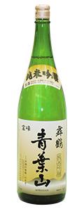 純米吟醸青葉山1.8l