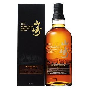 サントリー 「シングルモルト ウイスキー 山崎」 山崎リミテッド2014