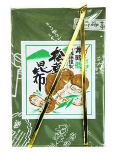 京都-舞鶴 ㈲佐藤謹製「松茸昆布」315g