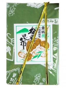 京都-舞鶴 ㈲佐藤謹製「松茸昆布」630g