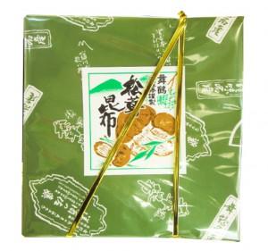 京都-舞鶴 ㈲佐藤謹製「松茸昆布」1050g